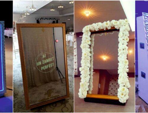 Oglinda Magica Brasov – Cabina foto by Alyssa Events