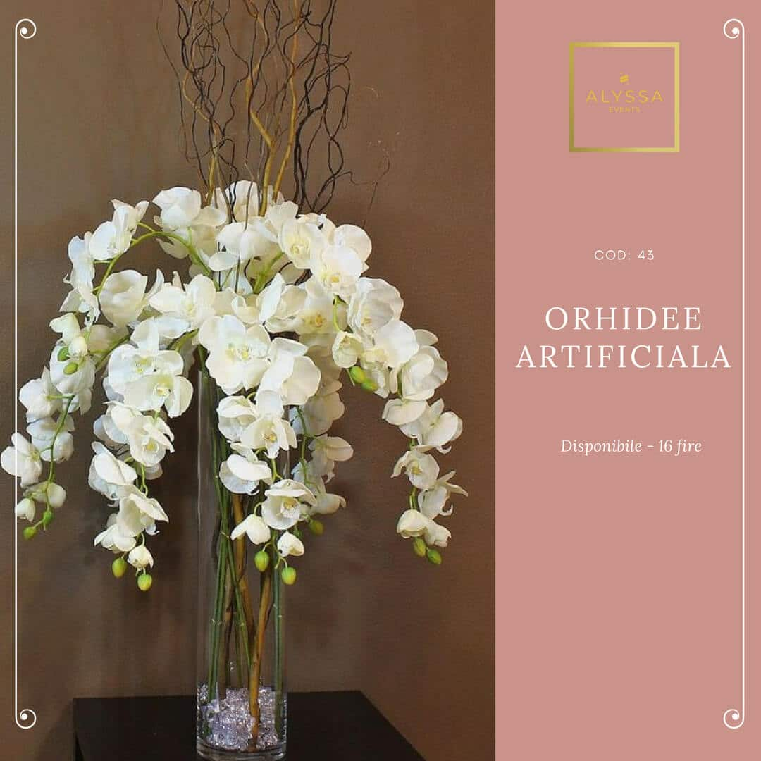 Orhidee artificiala