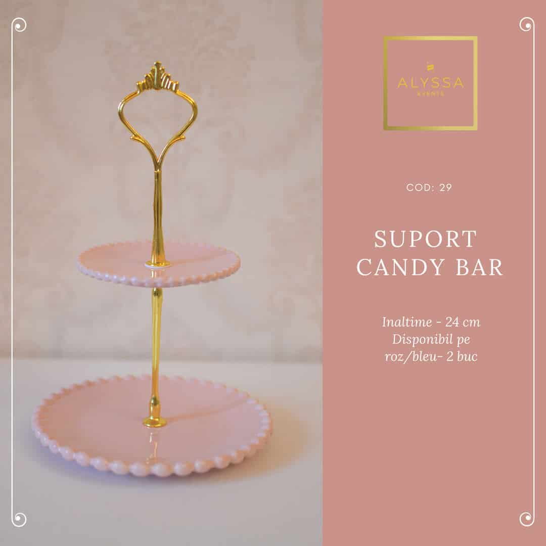 Suport candy bar