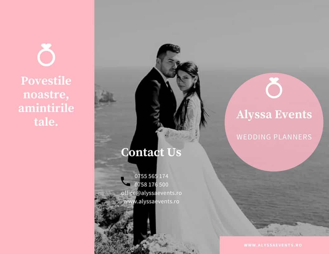 Buchete de mireasa - Alyssa Events Brasov