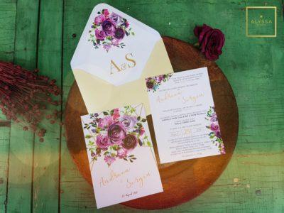 Invitatie nunta COD1