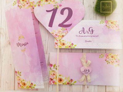 Invitatie nunta COD16