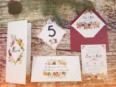 Invitatie nunta COD17