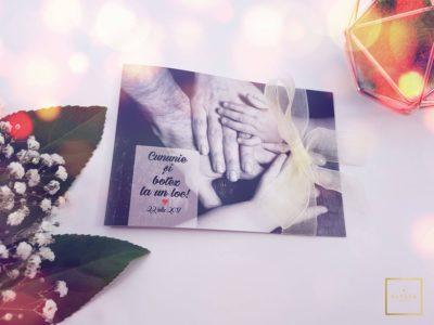 Invitatie nunta si botez COD20