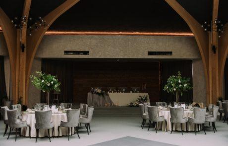 Decor sala Serenity Resort