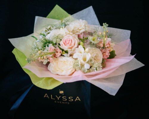 Spring Pastels Bouquet Box