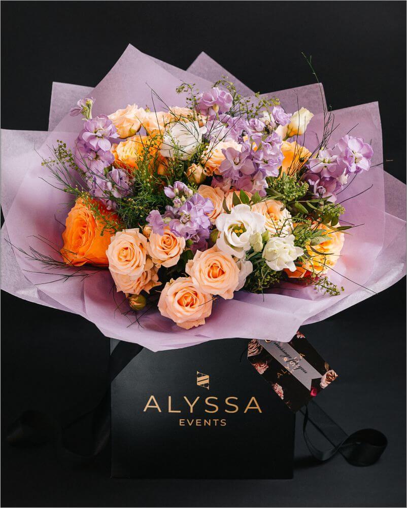 Colorful Bouquet - Aranjament Floral 1