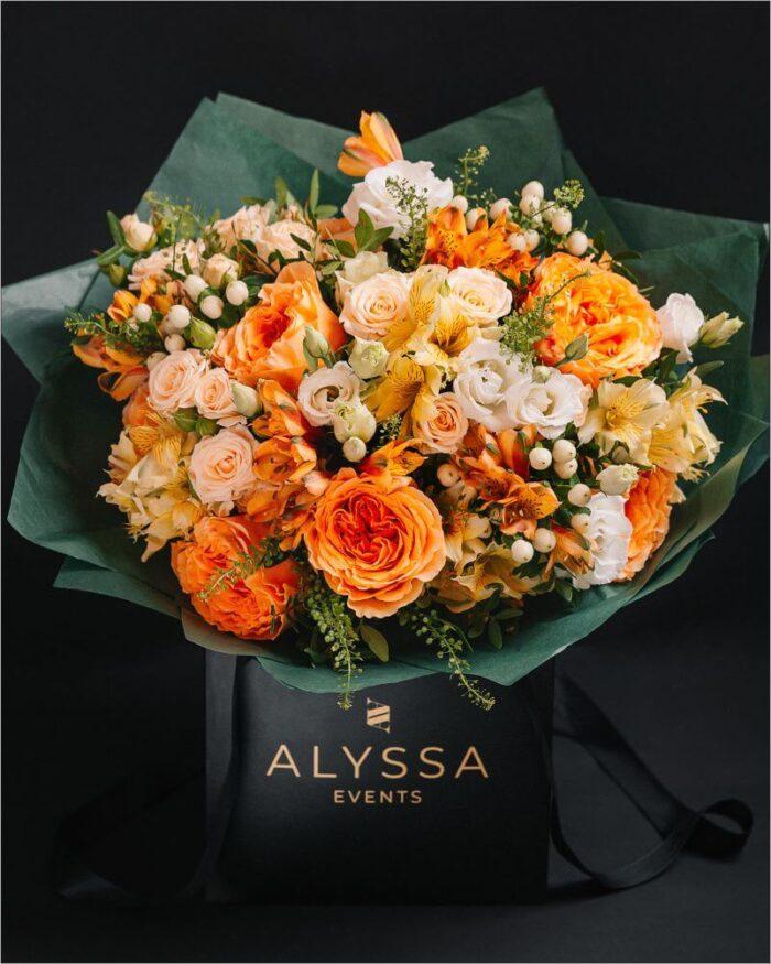 Grace Bouquet - Aranjament Floral 1