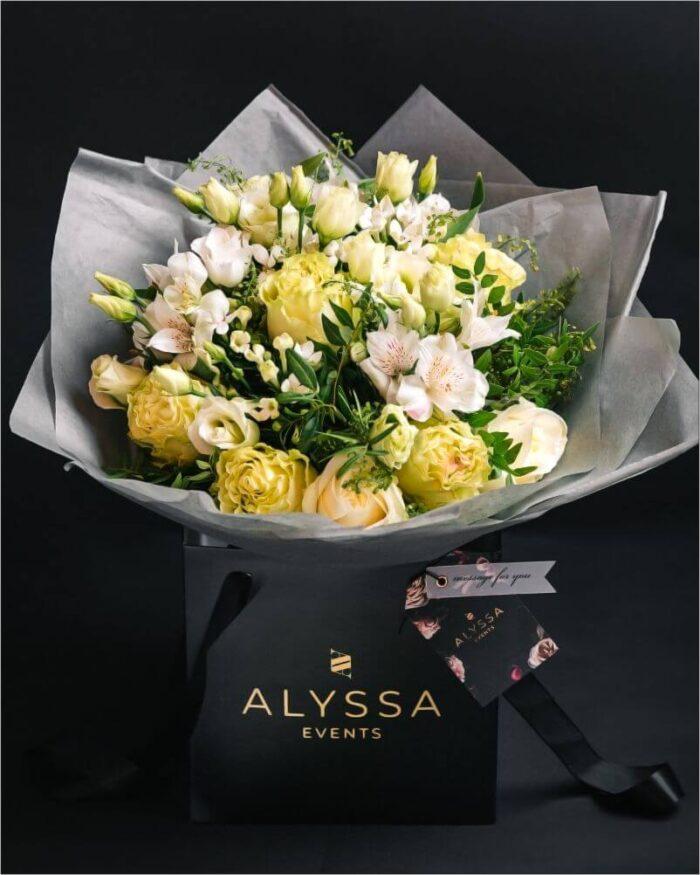 Greenery Bouquet - Aranjament Floral 1