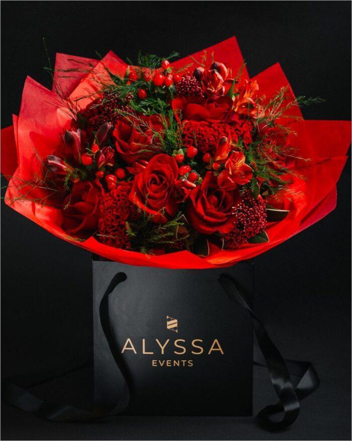 Romance Bouquet - Aranjament Floral 1