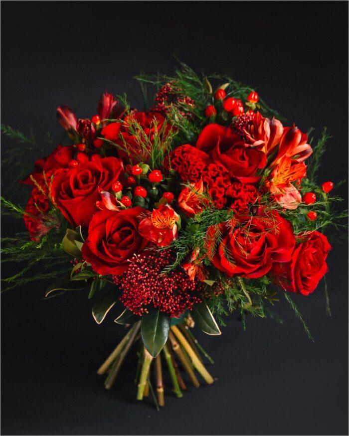 Romance Bouquet - Aranjament Floral 2