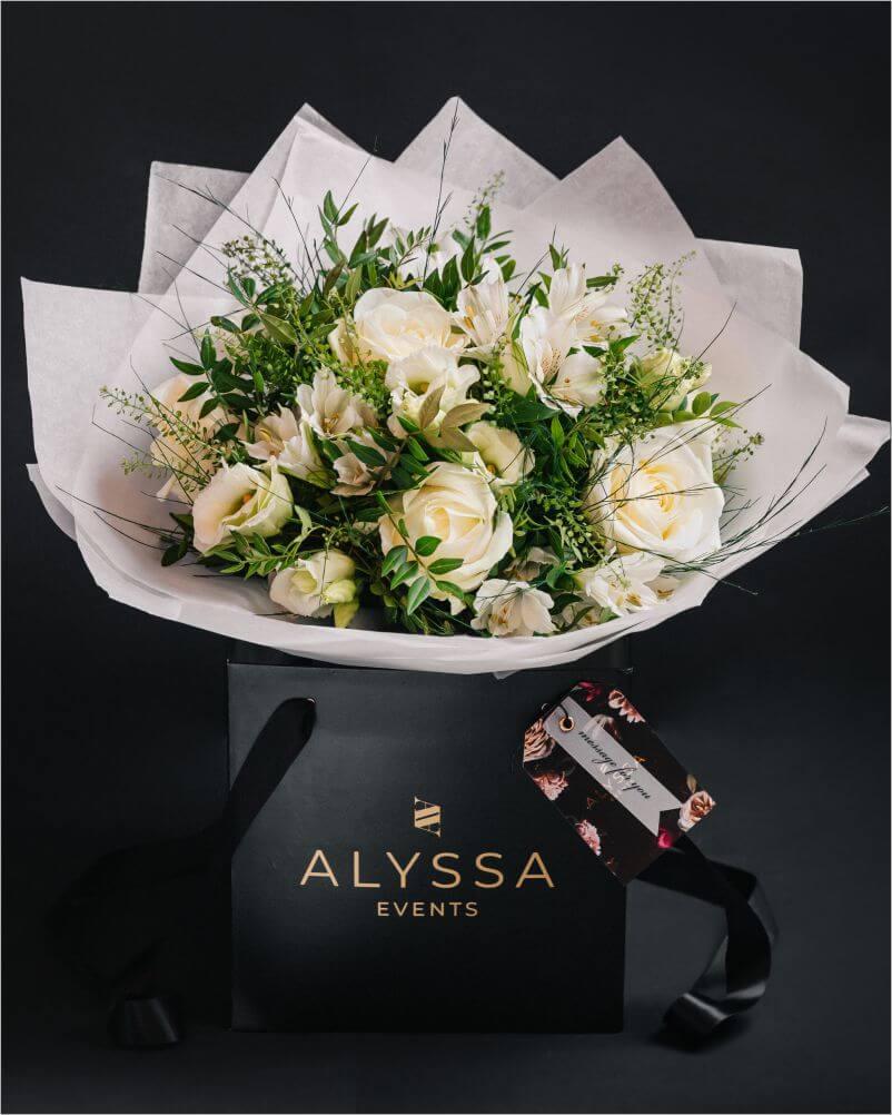 Sauvage Bouquet - Aranjament Floral 1