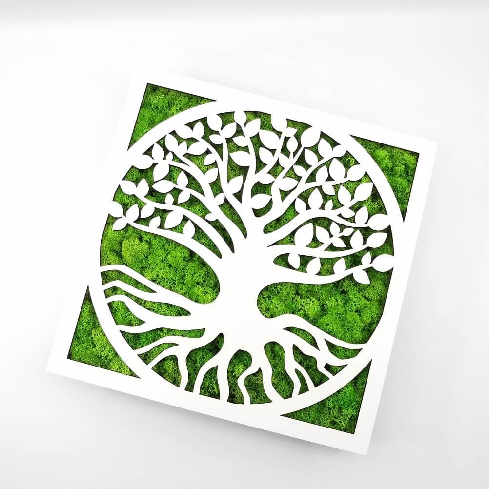Tablou Licheni - Tree of life