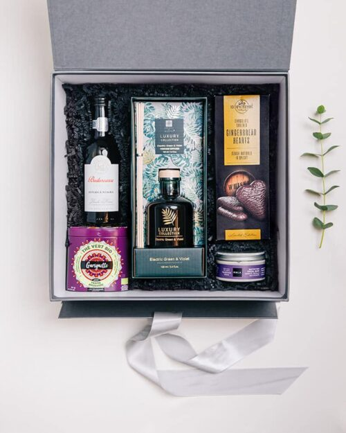 You're the man. Giftbox